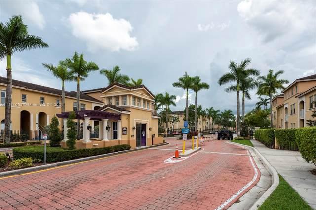 4425 SW 160th Ave #207, Miramar, FL 33027 (MLS #A11111033) :: Green Realty Properties