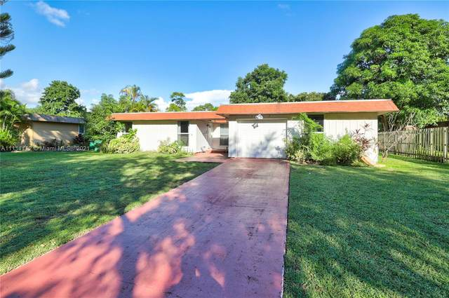 6502 NW 74th Ave, Tamarac, FL 33321 (MLS #A11111112) :: ONE   Sotheby's International Realty
