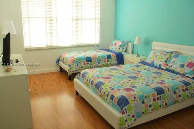5151 Collins Ave #829, Miami Beach, FL 33140 (MLS #A11111145) :: Berkshire Hathaway HomeServices EWM Realty