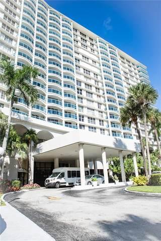 3800 S Ocean Dr #414, Hollywood, FL 33019 (MLS #A11111165) :: Green Realty Properties