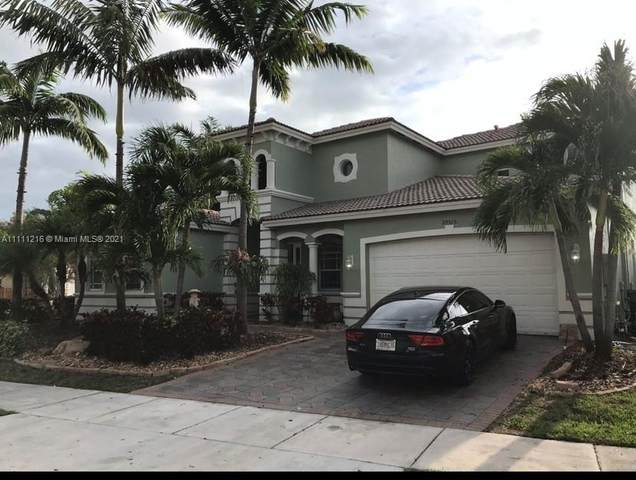 20515 SW 89th Ave, Cutler Bay, FL 33189 (MLS #A11111216) :: The Pearl Realty Group