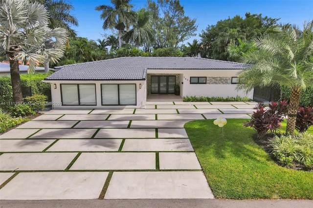 7601 Coquina Dr, North Bay Village, FL 33141 (MLS #A11111257) :: Green Realty Properties