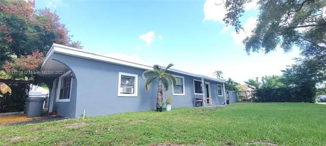 3871 SW 31st Ct, West Park, FL 33023 (MLS #A11111258) :: Re/Max PowerPro Realty