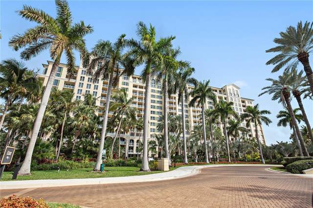445 Grand Bay Dr #318, Key Biscayne, FL 33149 (MLS #A11111279) :: Green Realty Properties