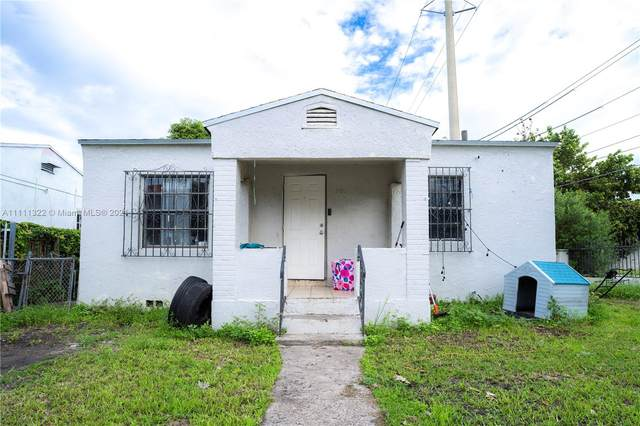 301 NW 37th St, Miami, FL 33127 (MLS #A11111322) :: Equity Realty