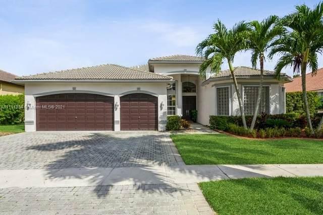 18921 SW 32nd Ct, Miramar, FL 33029 (#A11111334) :: Posh Properties
