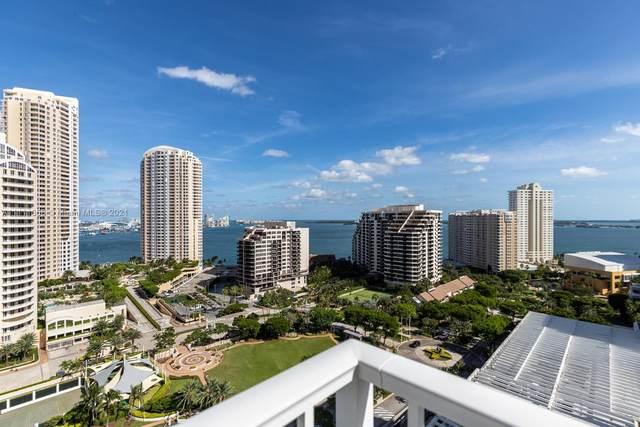 801 Brickell Key Blvd #2011, Miami, FL 33131 (MLS #A11111358) :: Jose Laya