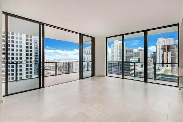 68 SE 6th St #1801, Miami, FL 33131 (MLS #A11111374) :: Berkshire Hathaway HomeServices EWM Realty