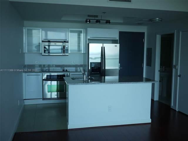 888 Biscayne Blvd #3002, Miami, FL 33132 (MLS #A11111389) :: Berkshire Hathaway HomeServices EWM Realty