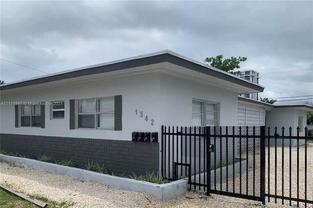 1542 NE 109th St, Miami, FL 33161 (MLS #A11111397) :: Castelli Real Estate Services