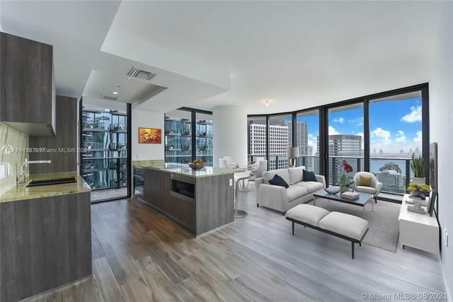 801 S Miami Ave #3605, Miami, FL 33130 (MLS #A11111415) :: Green Realty Properties