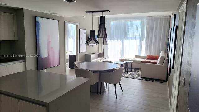 4010 S Ocean Dr R1407, Hollywood, FL 33019 (MLS #A11111425) :: Castelli Real Estate Services