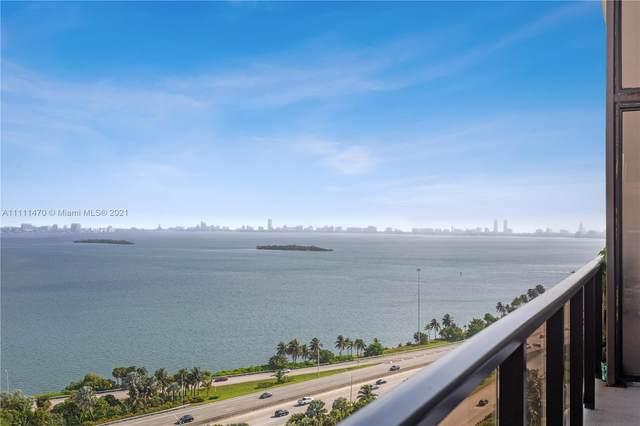 600 NE 36th St Ph2, Miami, FL 33137 (MLS #A11111470) :: Green Realty Properties