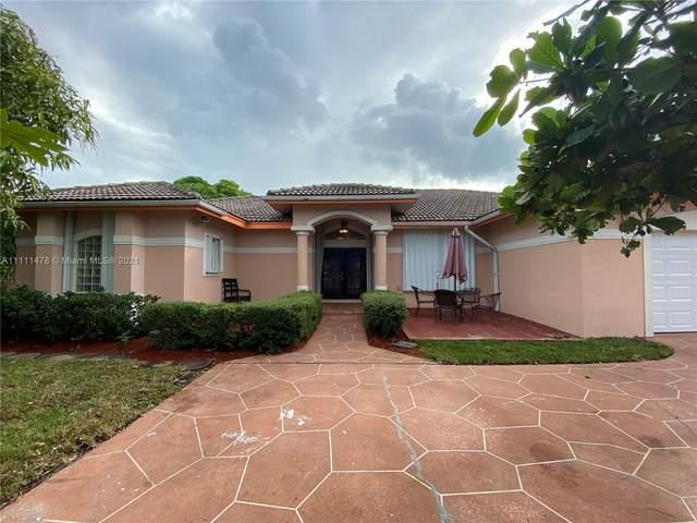 1105 SW 4th Ave, Delray Beach, FL 33444 (#A11111478) :: Posh Properties