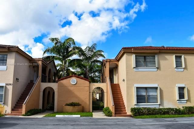 18280 Mediterranean Blvd 4-3, Hialeah, FL 33015 (MLS #A11111486) :: Castelli Real Estate Services