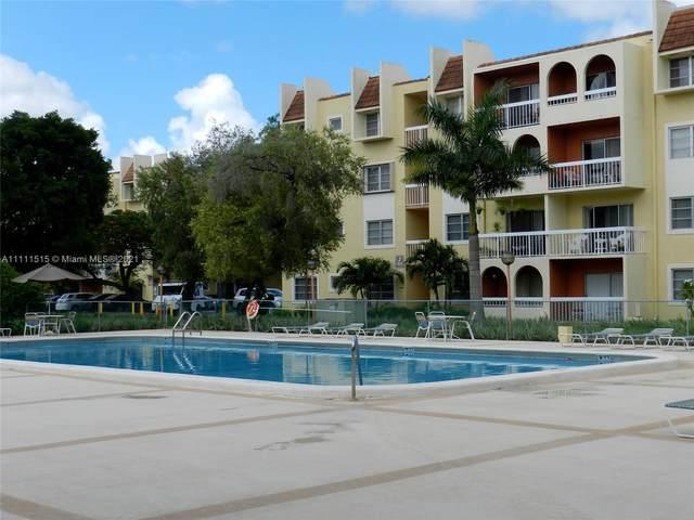 7701 Camino Real #418, Miami, FL 33143 (MLS #A11111515) :: The Teri Arbogast Team at Keller Williams Partners SW