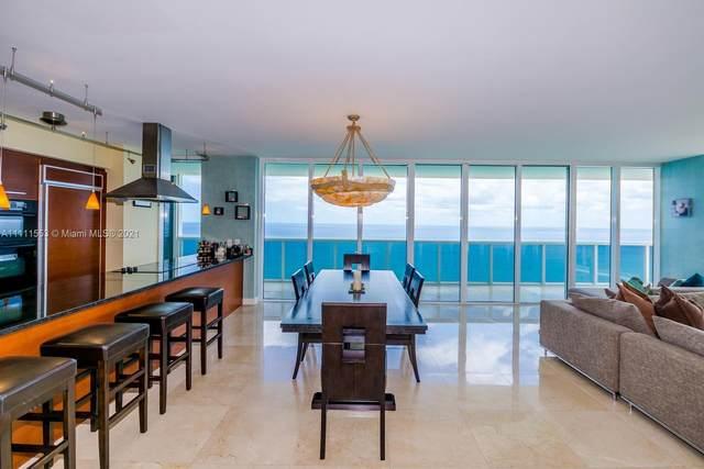 1830 S Ocean Dr #4402, Hallandale Beach, FL 33009 (MLS #A11111553) :: Berkshire Hathaway HomeServices EWM Realty