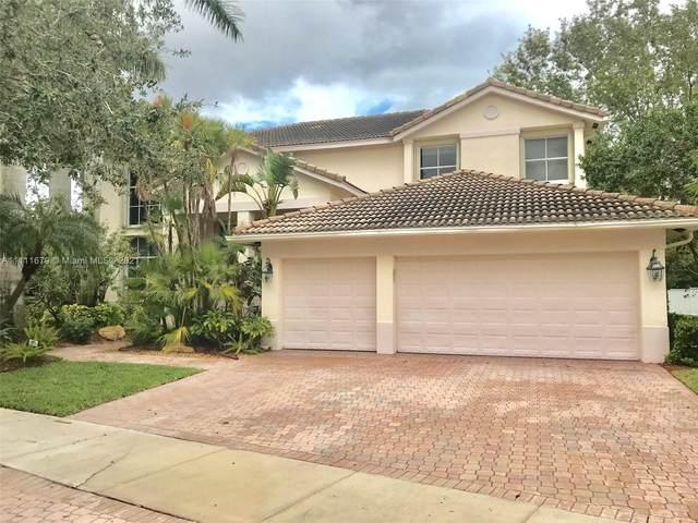 1005 Waterside Cir, Weston, FL 33327 (MLS #A11111679) :: All Florida Home Team