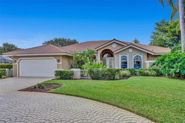 5304 NW 84th Ter, Coral Springs, FL 33067 (MLS #A11111699) :: CENTURY 21 World Connection