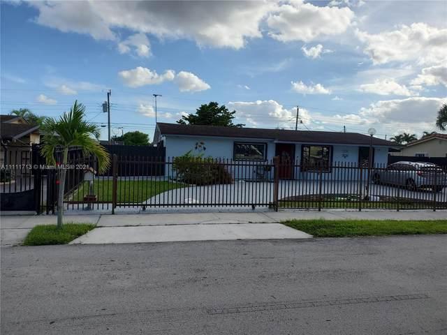 10440 SW 40th St, Miami, FL 33165 (MLS #A11111713) :: GK Realty Group LLC
