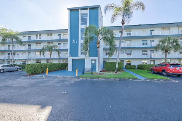 7688 NW 18th St #108, Margate, FL 33063 (MLS #A11111715) :: Re/Max PowerPro Realty