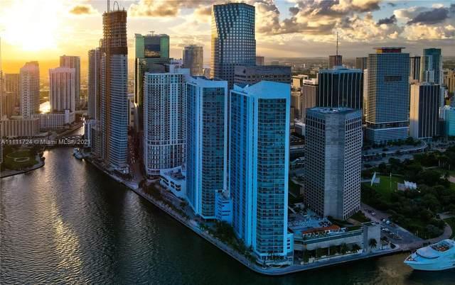 335 S Biscayne Blvd #2004, Miami, FL 33131 (MLS #A11111724) :: The MPH Team