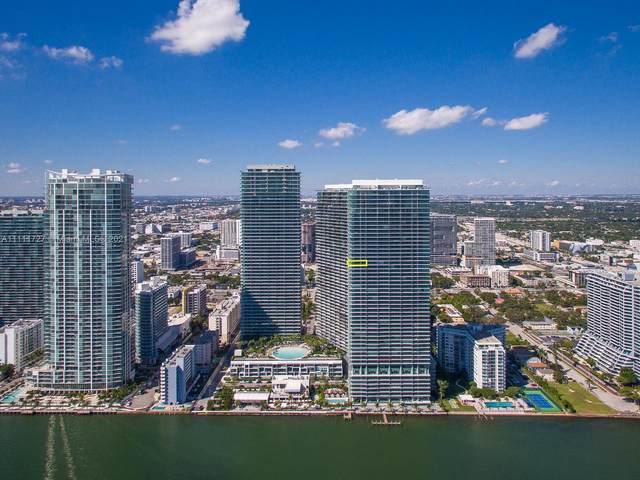 3131 NE 7th Ave #3601, Miami, FL 33137 (#A11111727) :: Posh Properties