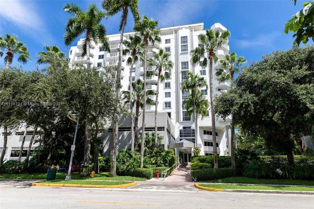 1621 Bay Rd #708, Miami Beach, FL 33139 (MLS #A11111731) :: Berkshire Hathaway HomeServices EWM Realty