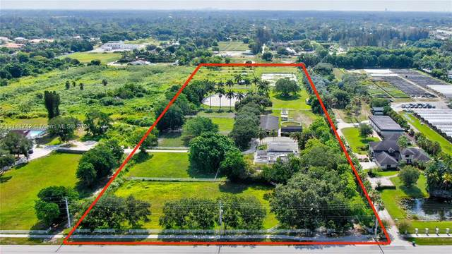 2280 SW 154th Ave, Davie, FL 33326 (MLS #A11111742) :: Green Realty Properties