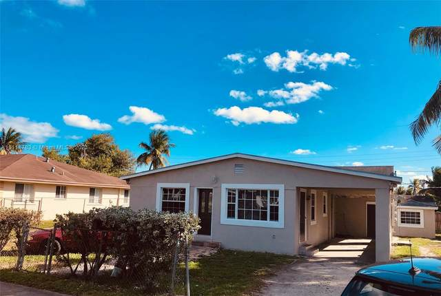 1174 NW 101st St, Miami, FL 33150 (MLS #A11111783) :: ONE   Sotheby's International Realty