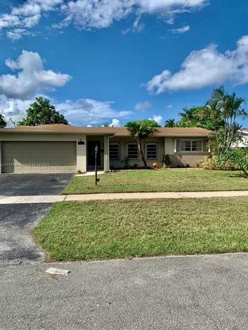 5501 Roosevelt St, Hollywood, FL 33021 (MLS #A11111788) :: Berkshire Hathaway HomeServices EWM Realty