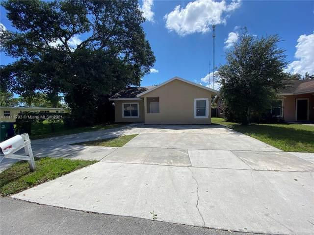 Miramar, FL 33023 :: Castelli Real Estate Services
