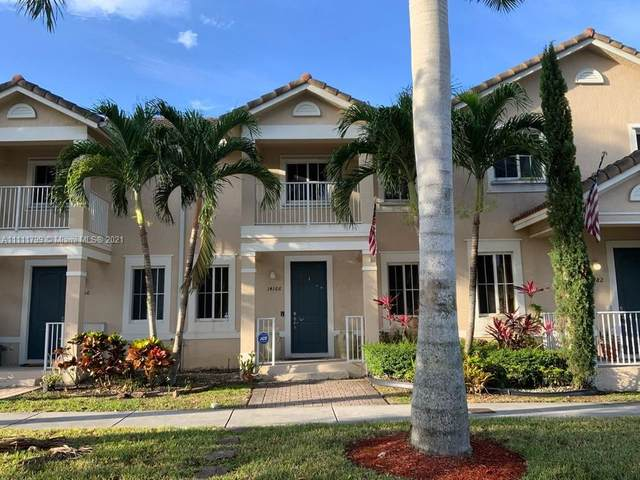 14166 SW 272nd Street, Homestead, FL 33032 (#A11111799) :: Posh Properties