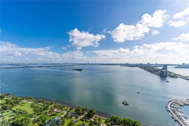 1750 N Bayshore Dr #3301, Miami, FL 33132 (MLS #A11111802) :: Green Realty Properties