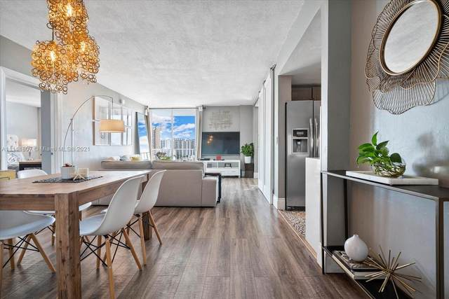 2829 Indian Creek Dr #1009, Miami Beach, FL 33140 (MLS #A11111807) :: Castelli Real Estate Services