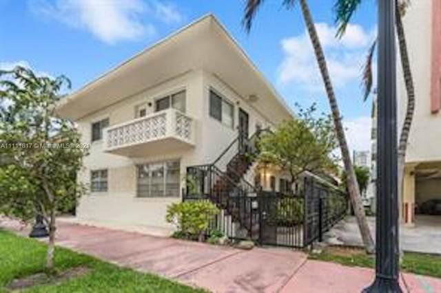410 Euclid Ave #6, Miami Beach, FL 33139 (MLS #A11111817) :: Jose Laya