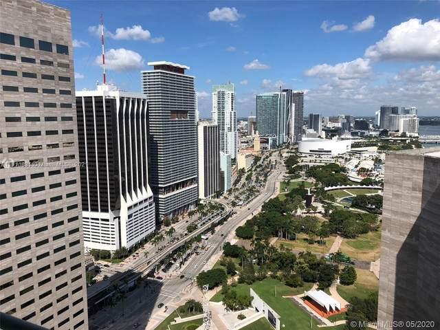335 S Biscayne Blvd #4100, Miami, FL 33131 (MLS #A11111831) :: The MPH Team