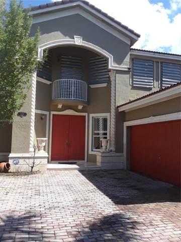 1087 SW 150th Pl, Miami, FL 33194 (#A11111834) :: Posh Properties