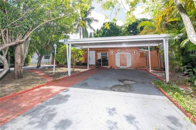 1524 NE 172nd St, North Miami Beach, FL 33162 (MLS #A11111838) :: Berkshire Hathaway HomeServices EWM Realty