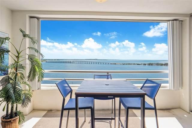 1541 Brickell Ave B2204, Miami, FL 33129 (MLS #A11111862) :: Castelli Real Estate Services