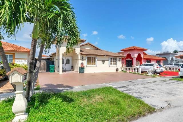 8767 NW 109th Ter, Hialeah Gardens, FL 33018 (MLS #A11111935) :: Green Realty Properties