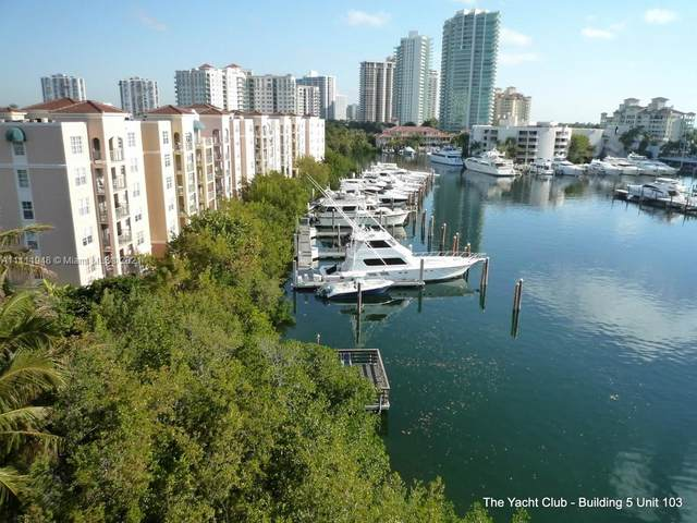 19999 E Country Club Dr #1203, Aventura, FL 33180 (MLS #A11111948) :: Green Realty Properties