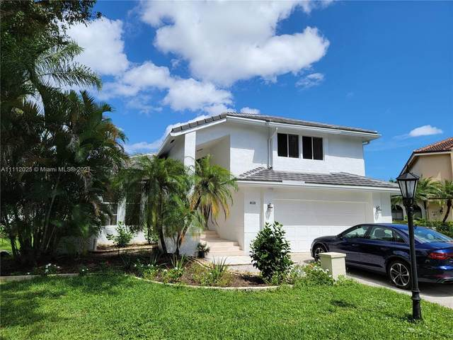 4638 Rothschild Dr, Coral Springs, FL 33067 (MLS #A11112025) :: Re/Max PowerPro Realty