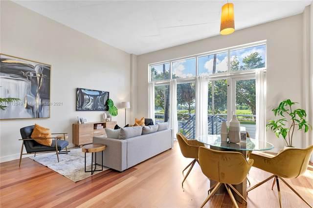 2001 Meridian Ave #109, Miami Beach, FL 33139 (MLS #A11112049) :: Green Realty Properties