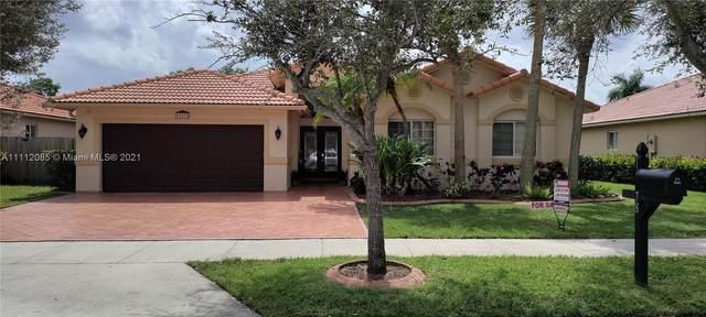 16878 Crestview Ln, Weston, FL 33326 (MLS #A11112085) :: Search Broward Real Estate Team