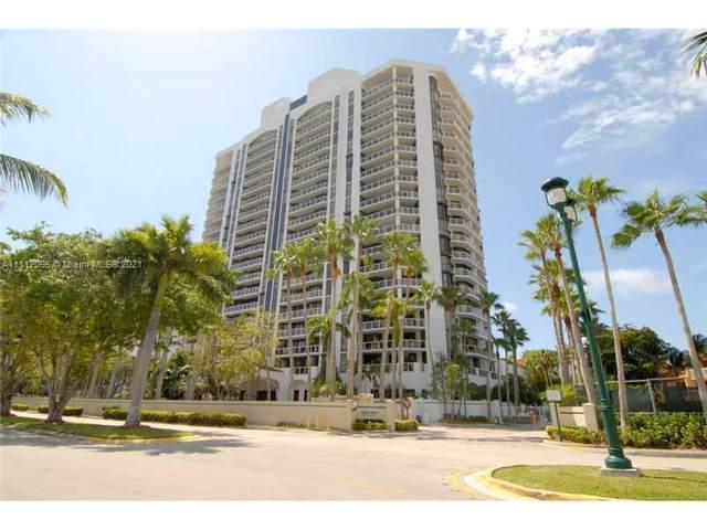 3600 Yacht Club Drive #404, Aventura, FL 33180 (MLS #A11112095) :: Jose Laya