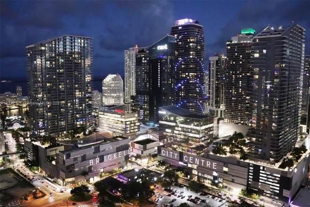 92 SW 3rd St #3905, Miami, FL 33130 (MLS #A11112121) :: Jose Laya