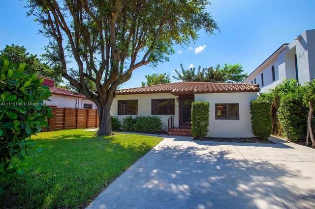 436 SW 15th Rd, Miami, FL 33129 (#A11112138) :: Posh Properties
