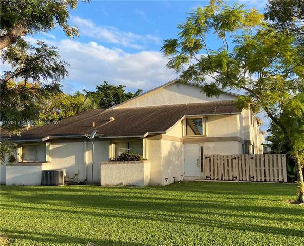 2975 NW 106th Ave #1, Sunrise, FL 33322 (MLS #A11112150) :: The Teri Arbogast Team at Keller Williams Partners SW