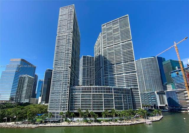 465 Brickell Ave #1006, Miami, FL 33131 (MLS #A11112199) :: THE BANNON GROUP at RE/MAX CONSULTANTS REALTY I